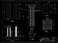 桥梁基础工程课程设计(图纸+计算书)