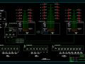 住宅小区强电及弱电系统毕业设计(图纸+计算书)