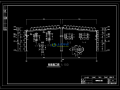 双跨双坡单层轻钢厂房建筑结构设计(图纸+计算书)[面积2300]