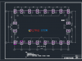 某单层厂房柱下基础设计课程设计(设计+CAD图纸)