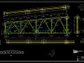 厂房梯形钢屋架课程设计(图纸、计算书)