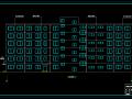6层框架结构办公楼建筑结构设计(图纸+计算书)[面积5756]
