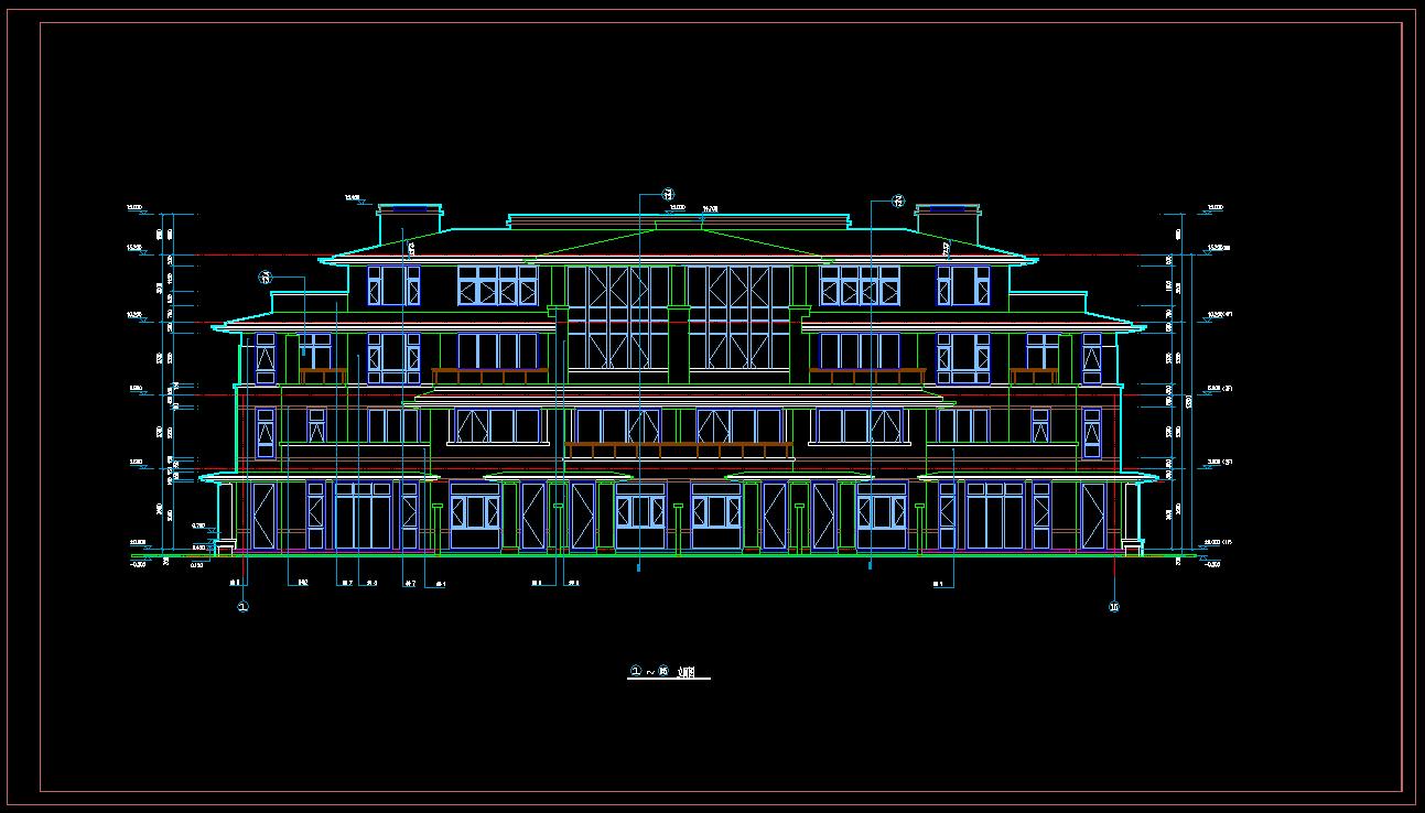 造价毕业设计_4层剪力墙住宅楼招投标