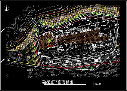 建筑/结构设计_5层砖混结构住宅楼
