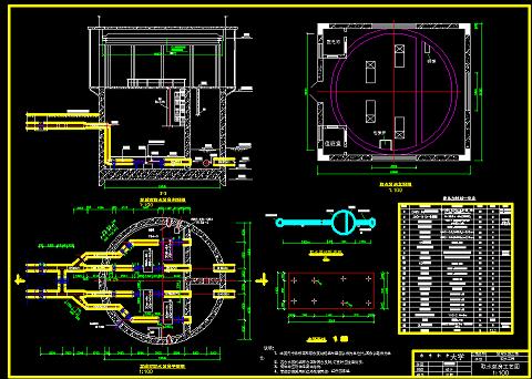 土木课程设计_水泵及水泵站设计