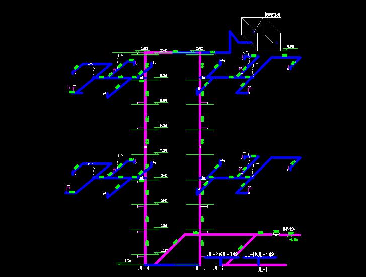 土木课程设计_建筑给水排水工程设计
