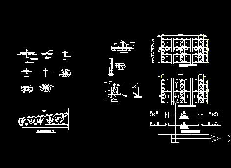 土木课程设计_钢屋架课程设计